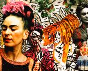 Imanart Barcelona Fotografía artística Frida Collage