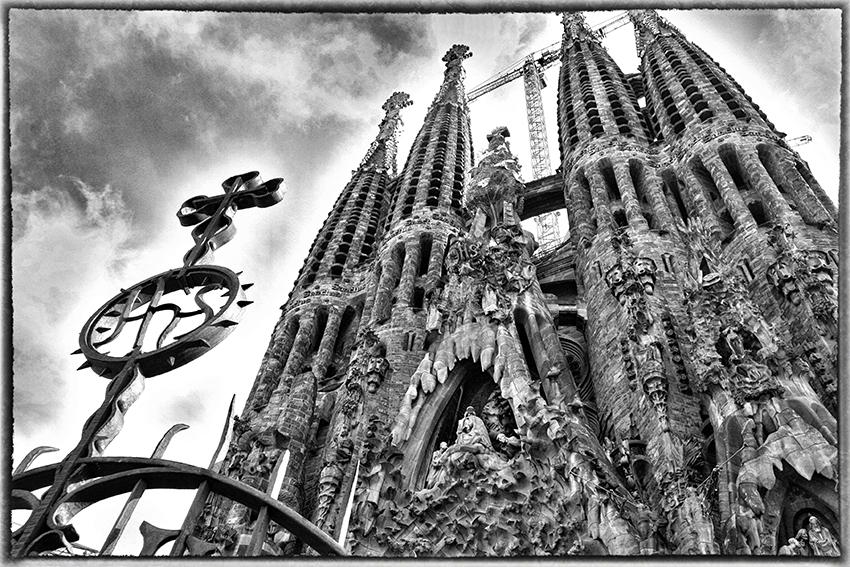 Imanart Barcelona fotografía artistística Sagrada Familia Gaudi