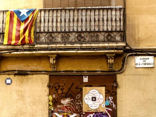 Imanart Urban Photo Barcelona Gracia
