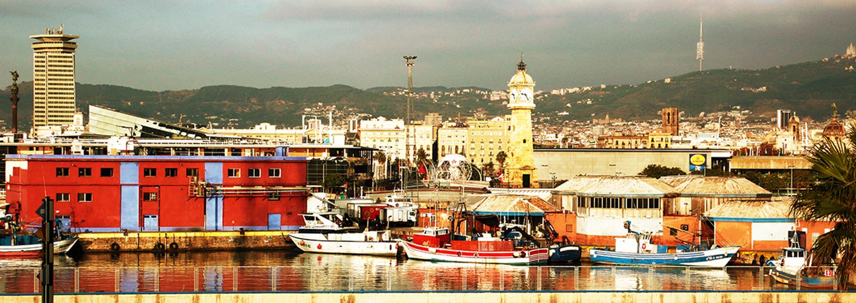 Imanart Barcelona Fotografía decorativa de autor Puerto