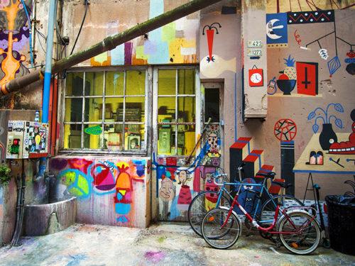 Imanart Barcelona La Escocesa